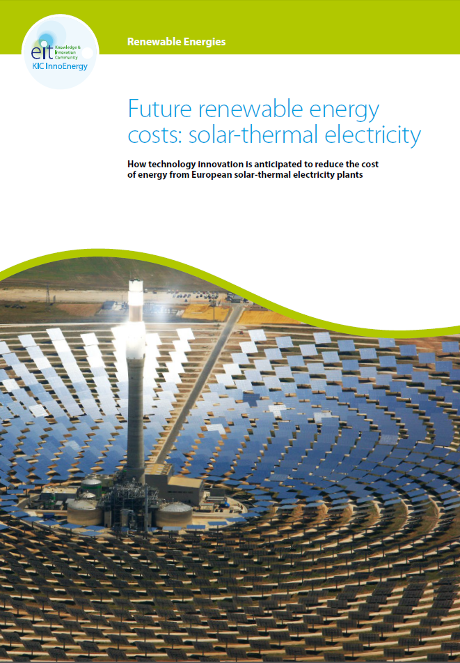 Future renewable energy costs: solar-thermal electricity